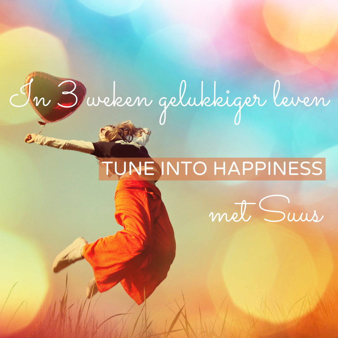 Tune into happiness