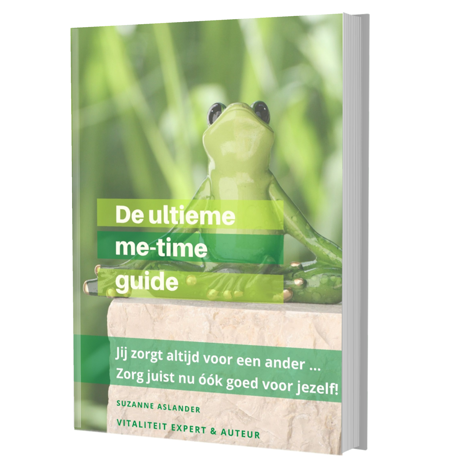 Ultieme me-time guide