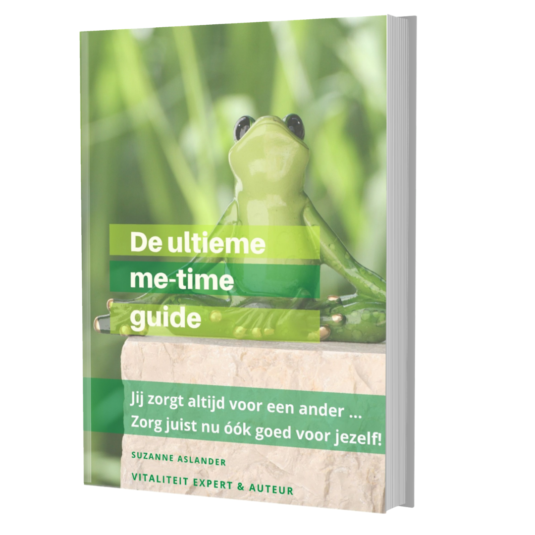 Ultieme me-time guide